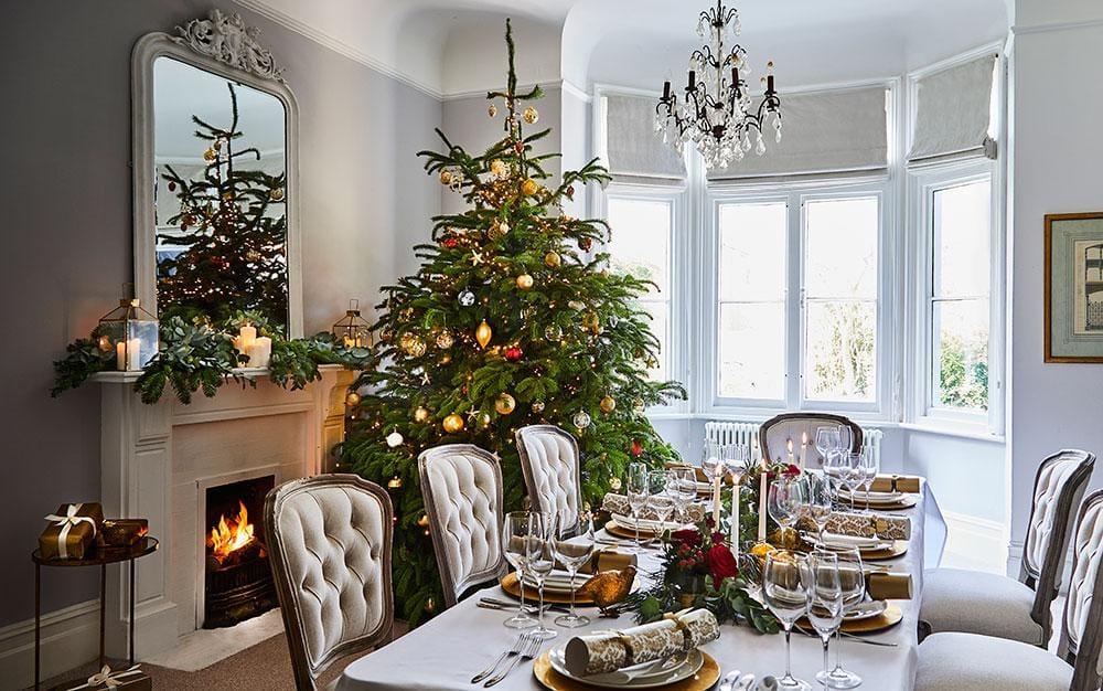 decoração para o fim de ano